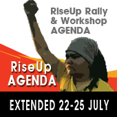 Rise Up Workshop Agenda - June 2017