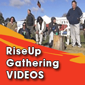 RiseUp Gathering VIDEOS