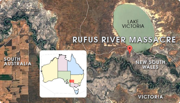 Rufus River Massacre