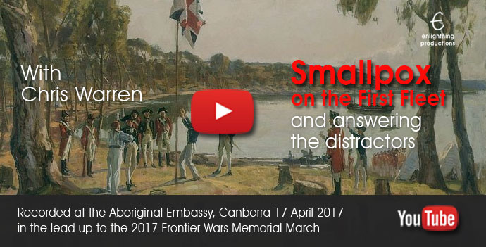 Smallpox: 1789 Biological warfare against First Nations with Chris Warren