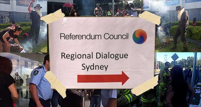 Detailing the flaws and the farce of the Referendum Council's 2017 Sydney 'Dialogue'