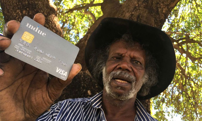 Ted Carlton from the Kimberley WA told ABC last year that people had quickly found ways to get around the system