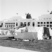 Aboriginal Embassy 1972<br><br>