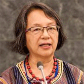 UN Special Rapporteur on the Rights of Indigenous Peoples Victoria Tauli-170