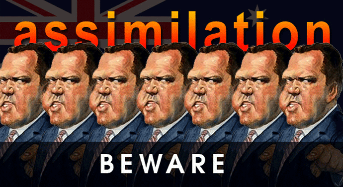 Noel Pearson neo-colonial Assimilationist