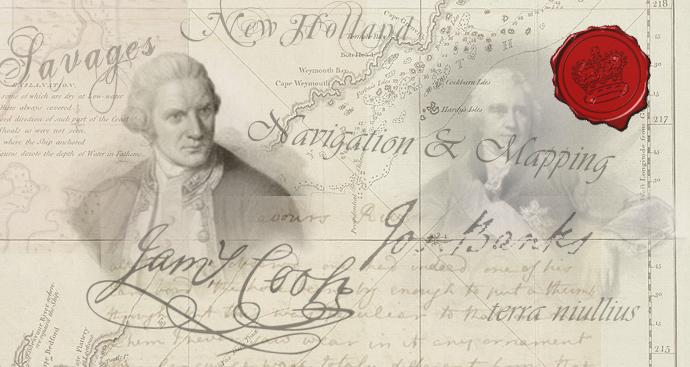 James Cook Navigation