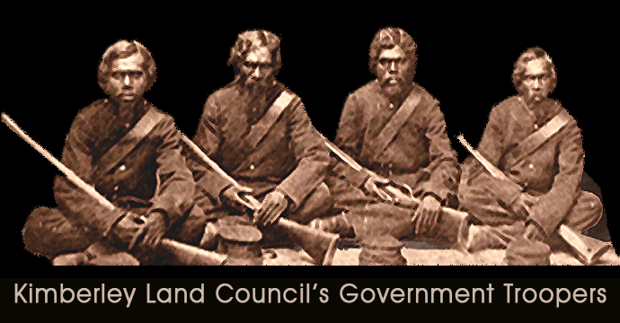 Aboriginal Land Councils - Government Troopers