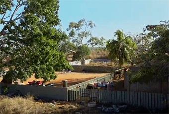 Bulldozing marginalised Mallingbar community