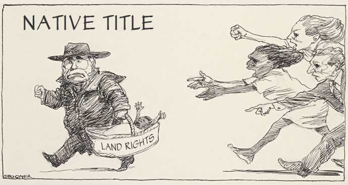 Land Rights - Native Title