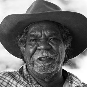Warmun Senior Elder Patrick Mung