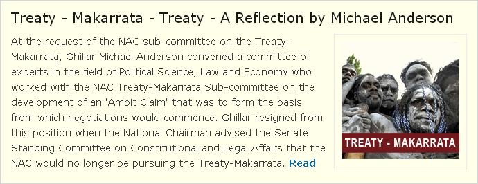 Treaty Makarrata