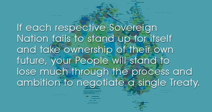 Treaty Talks - Dangers of a single Treaty