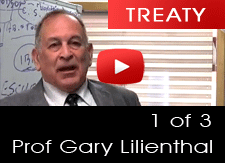Prof Gary Lilienthal INTERNATIONAL TREATIES 1