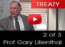 Prof Gary Lilienthal INTERNATIONAL TREATIES 2