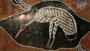 Ghar-waar-ghoo - Featherless Emu