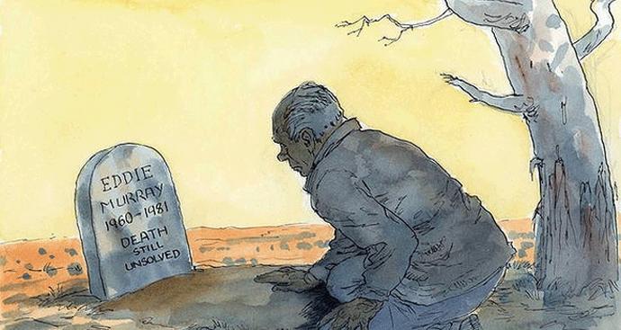 Eddie Murray grave