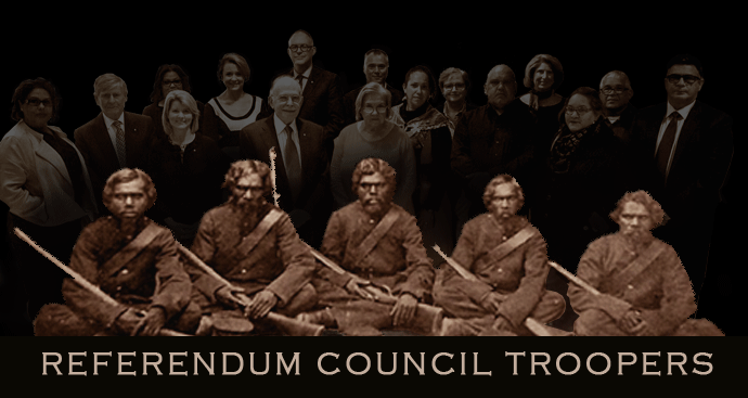 Referendum Council Troopers