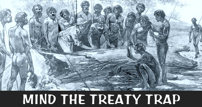 The Treaty Trap