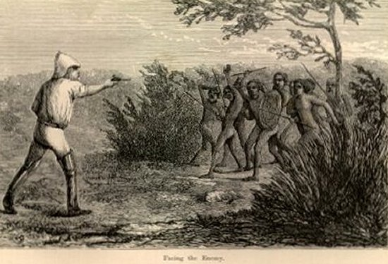 an illustration of british rules that made an impact on the colonial population In fact, that britain would do so justified their rule over foreign people and the  postponement of  similar arguments were in fact made about the people of the  punjab – which also  conservatism does not describe the effects of colonial law  accurately  for example, both great philosophers and ordinary european  settlers.