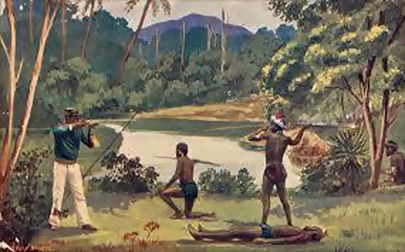 aboriginal frontier wars Noted works: the black war august 5, 2014 435pm edt it's timely to remember their participation in the frontier wars in the 19th they must surely have known that aboriginal men would quickly exact bloody revenge for the brutal treatment of the women by surrounding the culprits.