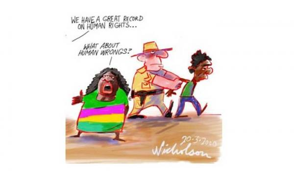Peter Nicholson Cartoon