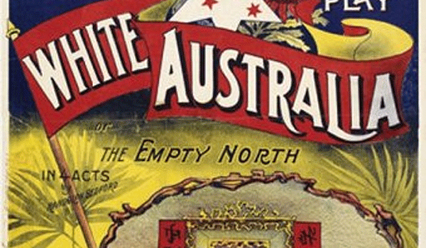 'White Australia' or 'The Empty North' poster 1909