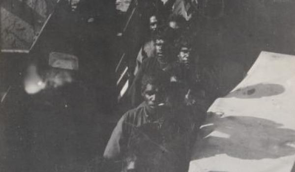 native prisoners on 'N2'