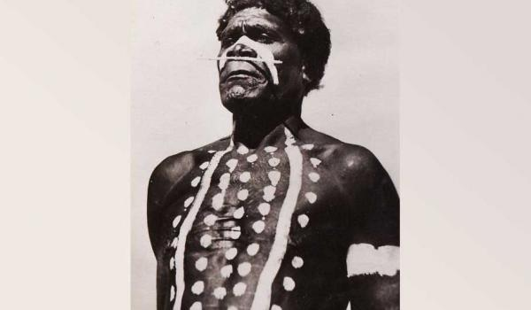 North Queensland warrior c1950's - Further details unknown