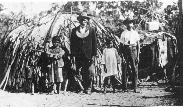 King Billy Jago (Cairns Historical Society)