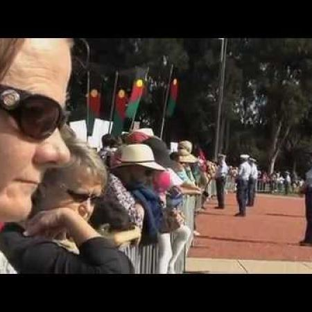 Frontier Wars - Anzac Day March